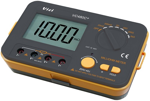 How Do You Read Ohmmeter : What is a vat key